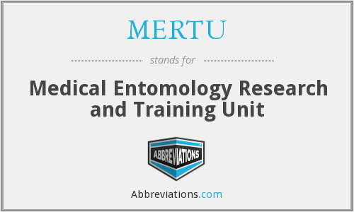 What does MERTU stand for?