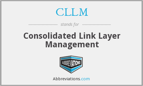 What does CLLM stand for?