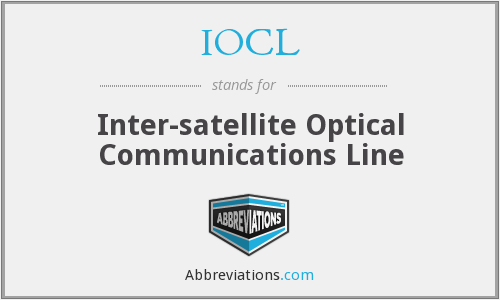 IOCL - Inter-satellite Optical Communications Line