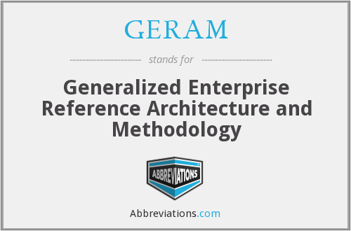 What does GERAM stand for?