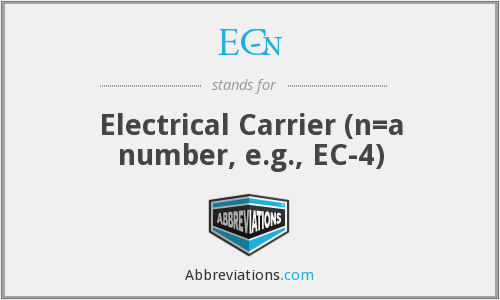 What does EC-N stand for?