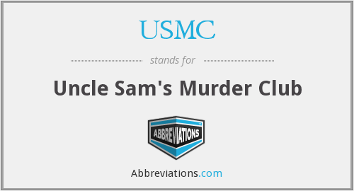 USMC - Uncle Sam's Murder Club