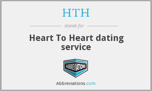 HTH - Heart To Heart dating service