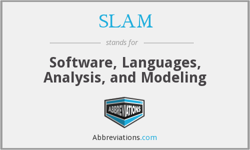 SLAM - Software, Languages, Analysis, and Modeling