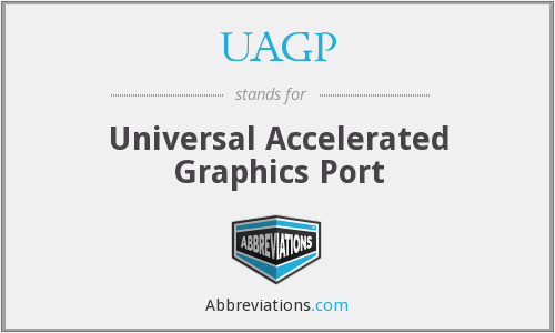 What does UAGP stand for?