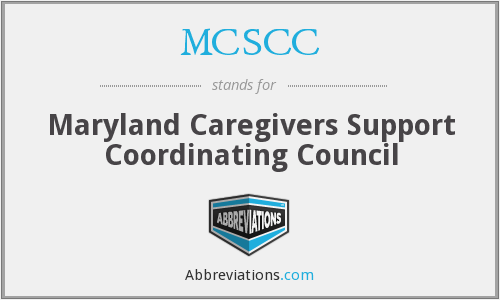 What does MCSCC stand for?