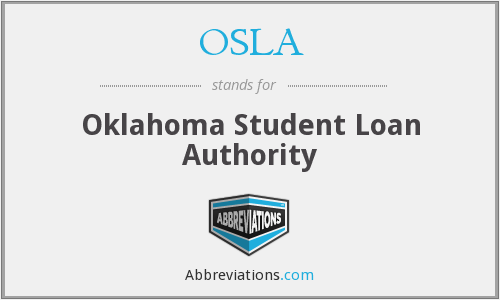 What does OSLA stand for?