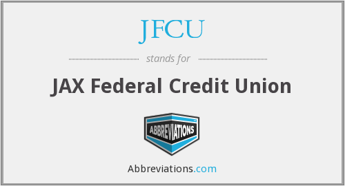 JFCU - JAX Federal Credit Union