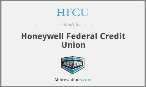 HFCU - Honeywell Federal Credit Union