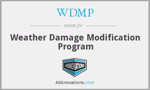 What does WDMP stand for?