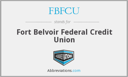 FBFCU - Fort Belvoir Federal Credit Union