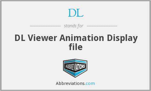 DL - DL Viewer Animation Display file