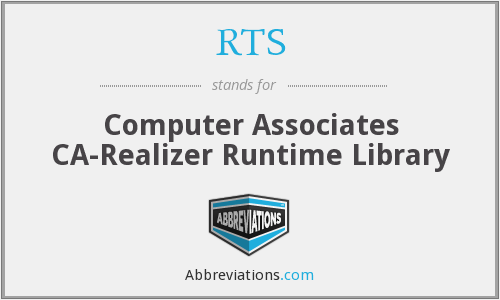 What does realizer stand for?