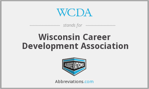 WCDA - Wisconsin Career Development Association
