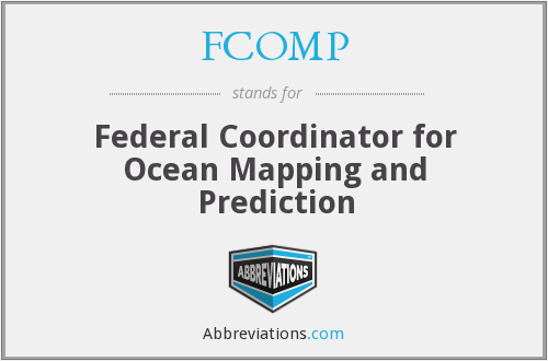 What does FCOMP stand for?