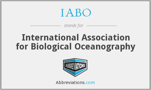 What does IABO stand for?