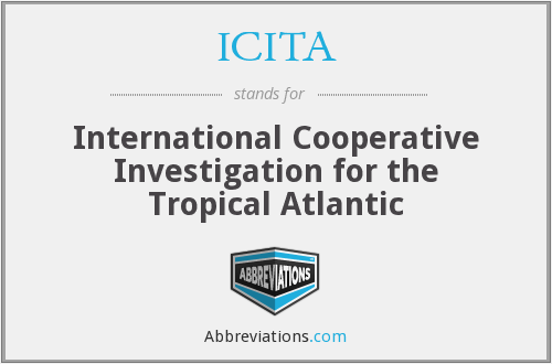 What does ICITA stand for?