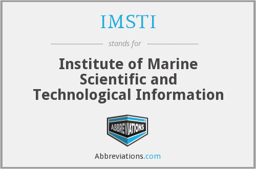 What does IMSTI stand for?