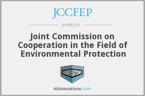 What does JCCFEP stand for?