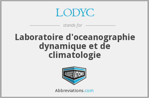 What does LODYC stand for?