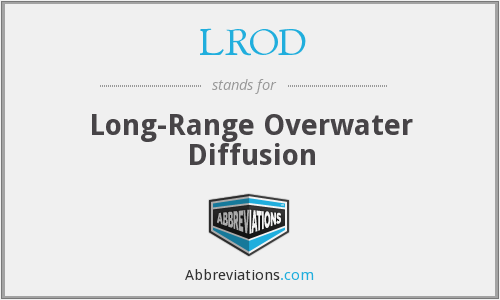 What does LROD stand for?