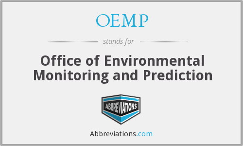 What does OEMP stand for?
