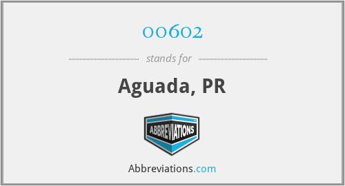 00602 - Aguada, PR