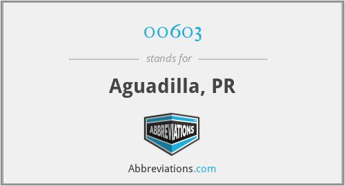 00603 - Aguadilla, PR