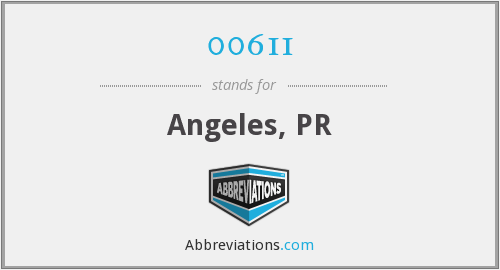 00611 - Angeles, PR