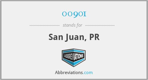 00901 - San Juan, PR