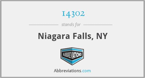 14302 - Niagara Falls, NY