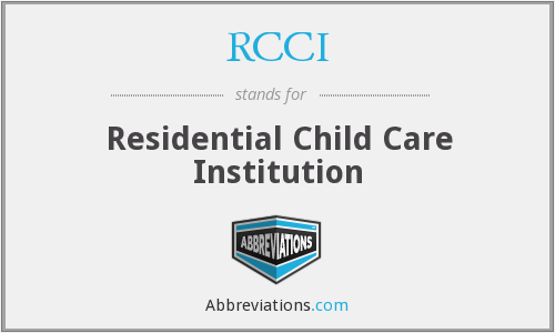 What does RCCI stand for?