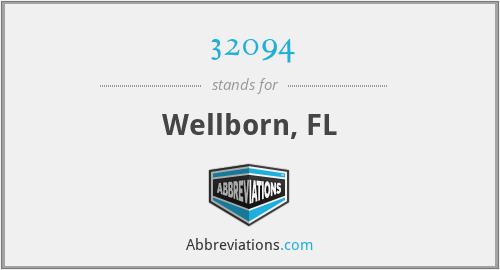32094 - Wellborn, FL