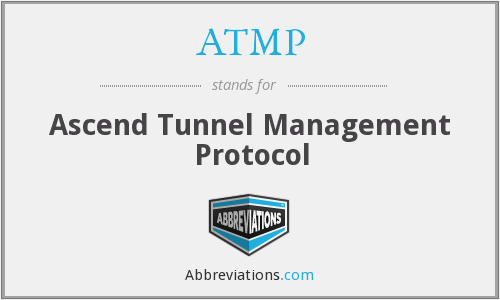 What does ATMP stand for?