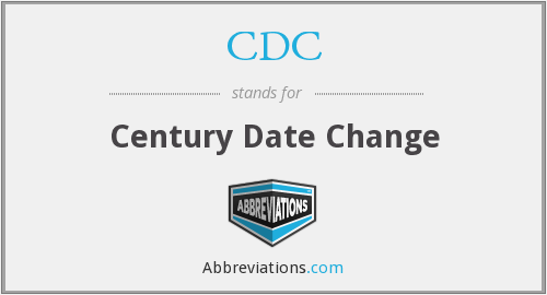 CDC - Century Date Change