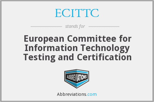 What does ECITTC stand for?