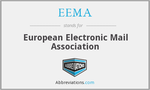 EEMA - European Electronic Mail Association