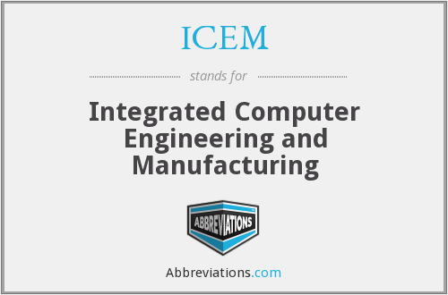 What does ICEM stand for?