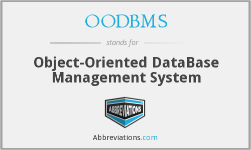 the history of object oriented database management system From pre-stage flat-file system, to relational and object-relational systems, database technology has gone through several generations and its history that.