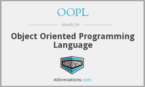 What does OOPL stand for?