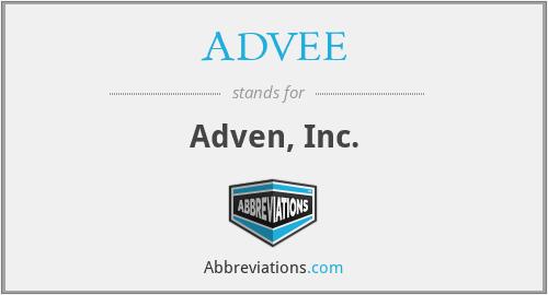ADVEE - Adven, Inc.
