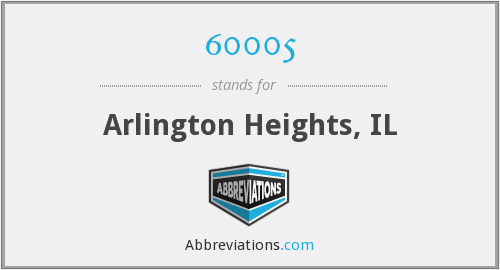 60005 - Arlington Heights, IL