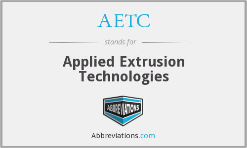 AETC - Applied Extrusion Technologies