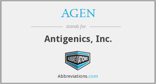 What does AGEN stand for?
