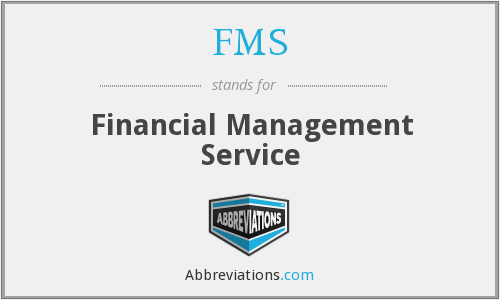 FMS - Financial Management Service