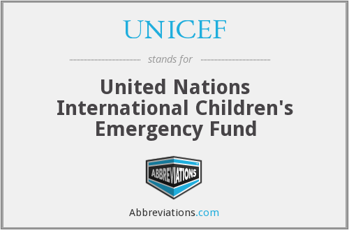 UNICEF - United Nations International Children's Emergency Fund