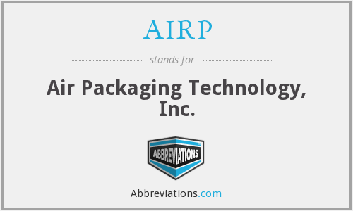 What does AIRP stand for?