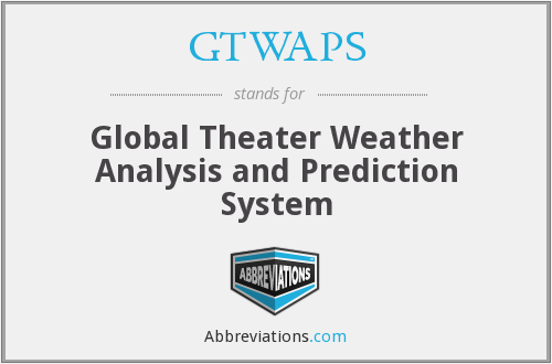 What does GTWAPS stand for?