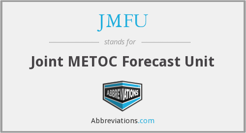 What does JMFU stand for?