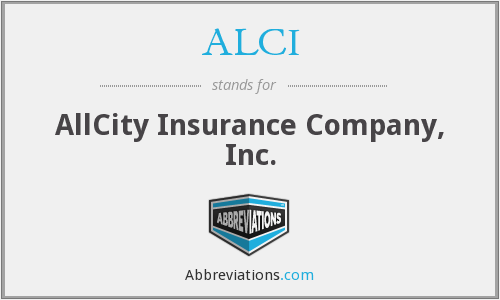 What does ALCI stand for?
